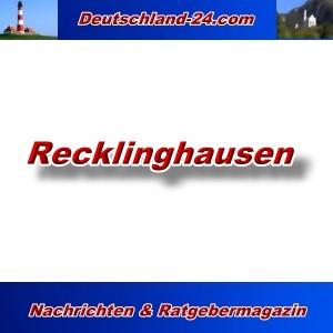 Deutschland-24.com - Recklinghausen - Aktuell -