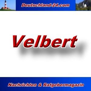 Deutschland-24.com - Velbert - Aktuell -