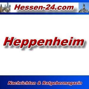 Hessen-24 - Heppenheim - Aktuell -