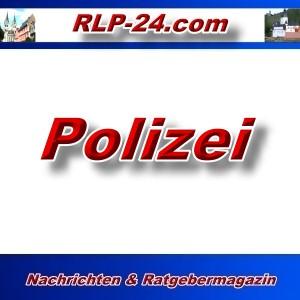 RLP-24 - Polizei - Aktuell