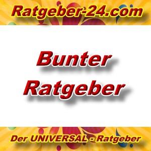 Ratgeber-24.com - Bunter Ratgeber - Aktuell -