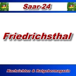 Saar-24 - Friedrichsthal - Aktuell -