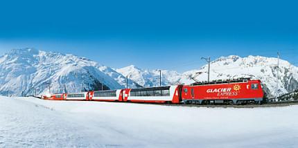 Credit: Matterhorn Gotthard Bahn/ Swiss Travel System