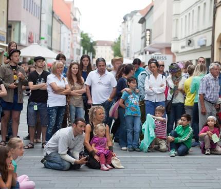 Bürgerfest 2015 Maximilianstraße soll bunte Kulturmeile werden_cPaul Mazurek