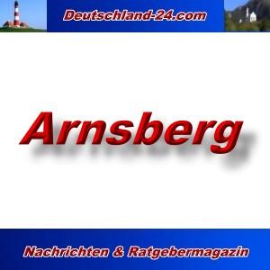 Deutschland-24.com - Arnsberg - Aktuell -