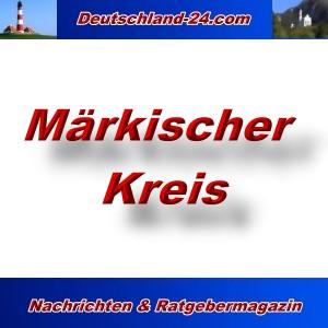 Deutschland-24.com - Märkischer Kreis - Aktuell -