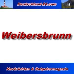 Deutschland-24.com - Weibersbrunn - Aktuell -