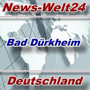 News-Welt24 - Bad Dürkheim - Aktuell -