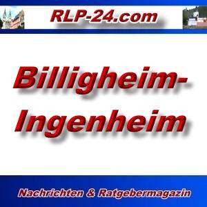 RLP-24 - Billigheim-Ingenheim - Aktuell -
