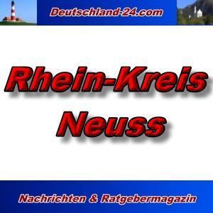 Deutschland-24.com - Rhein-Kreis Neuss - Aktuell -