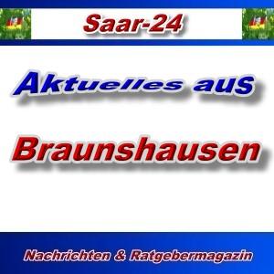 Saar-24 - Braunshausen - Aktuell -