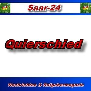 Saar-24 - Quierschied - Aktuell -