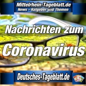 Mittelrhein-Tageblatt - Deutsches Tageblatt - News - Coronavirus